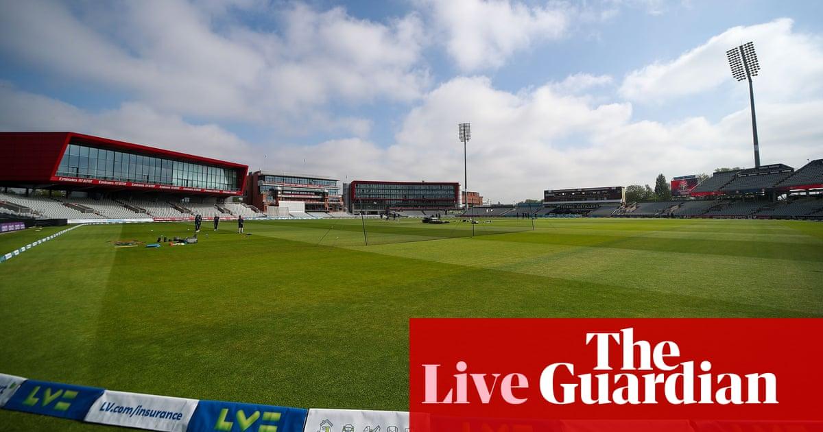 Lancashire v Yorkshire, Durham v Essex and more: county cricket – live!