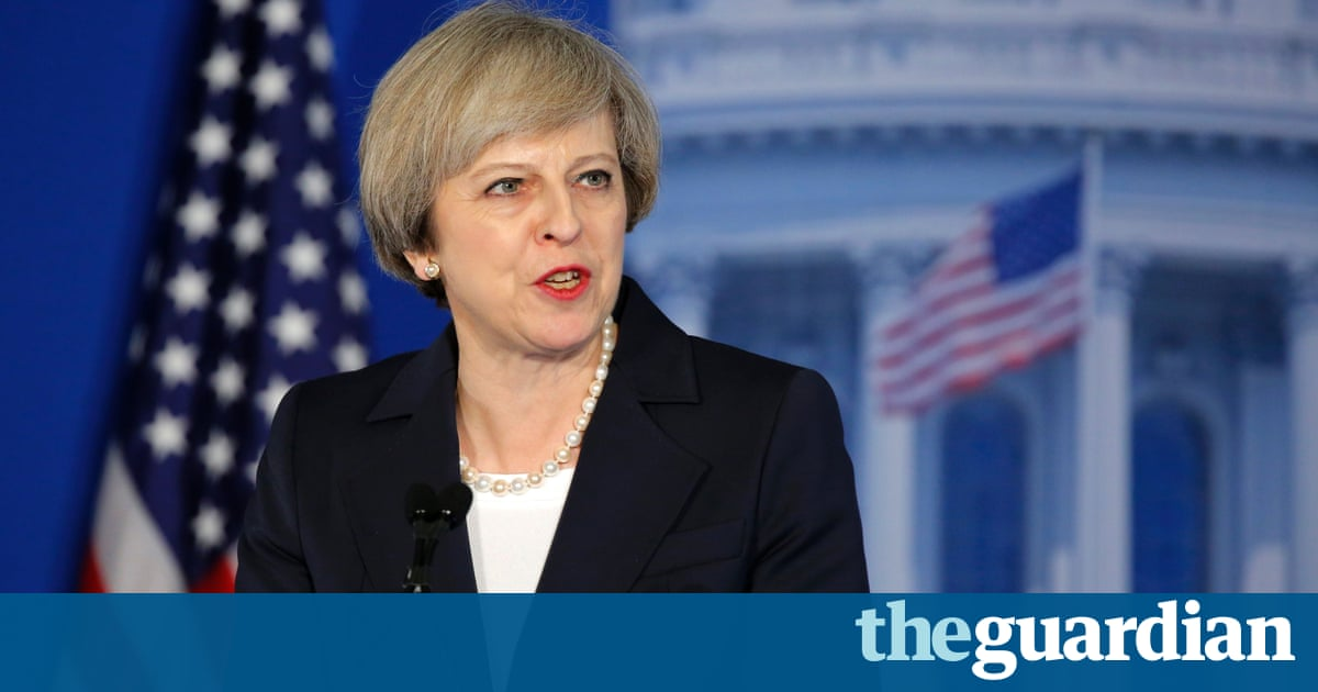 07b2165a157 charlotteobserver.com Theresa May should back Trump if he wants to escalate  in Syria