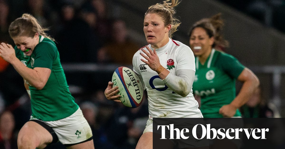Lydia Thompson hat-trick spearheads England Women s rout of Ireland ... 514f39e1b