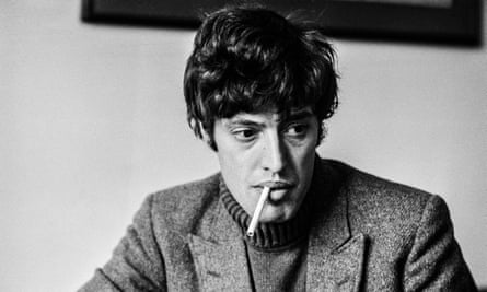 Tom Stoppard photographed by Jane Bown in 1967.