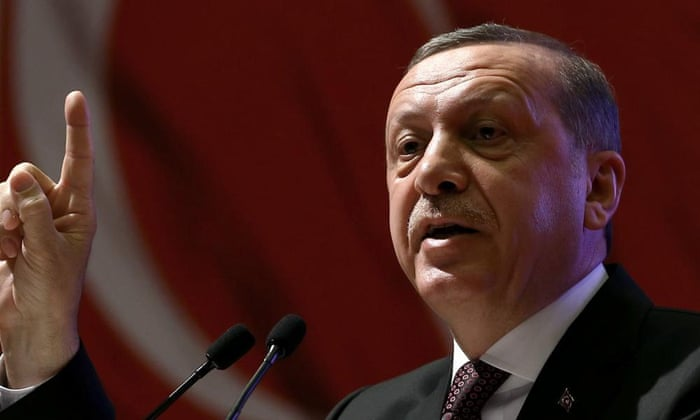 Recep Tayyip Erdoğan has ruled Turkey in increasingly authoritarian fashion since becoming prime minister in 2003