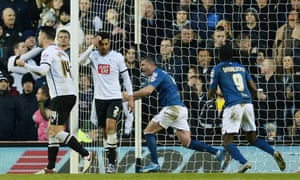 Derby County v Birmingham City - Championship