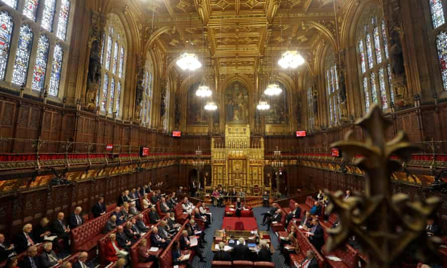 House of Lords sits