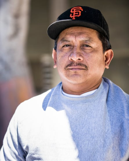 Luis Poot got his cousin Luis Góngora his first job as a prep cook in San Francisco, but they later lost touch. 'I didn't know how to help him.'