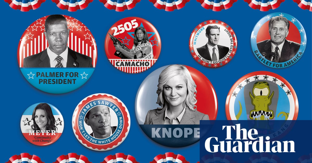 Vote your cast: who is the greatest fictional US president?