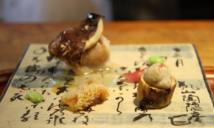 Japans food artisans in pursuit of perfection travel the guardian fandeluxe Gallery