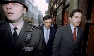 Kevin (right) and Ian Maxwell, seen arriving at the Old Bailey , were acquitted of alleged conspiracy to defraud charges in 1996 following a four-year legal ordeal