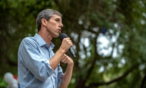 From his car as he was travelling to Houston for a campaign event, O'Rourke tracked down the phone number of the restaurant Esquivel works at and cold called him.