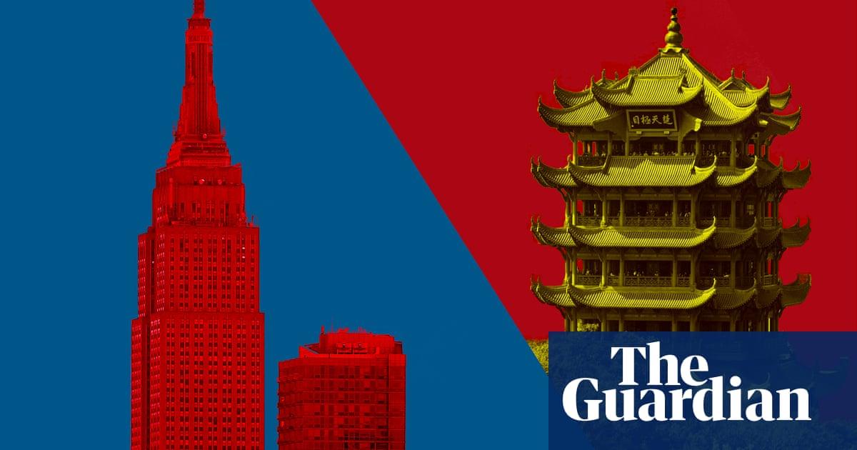 冷戦または不安な平和: 米中競争の問題を定義していますか?