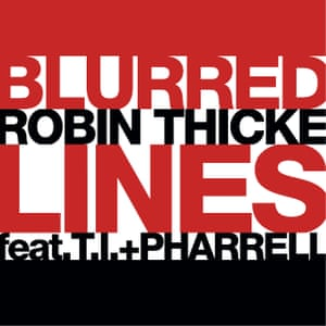 Robin Thicke's Blurred Lines
