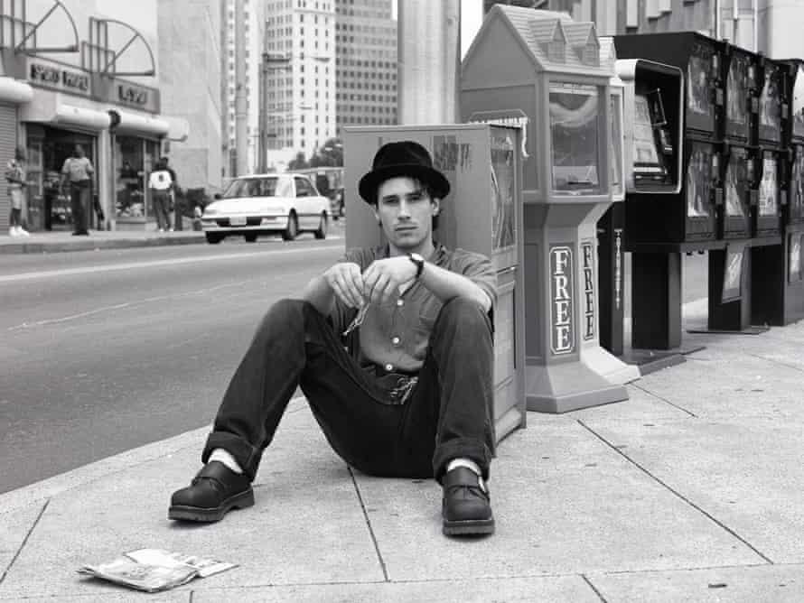 Jeff Buckley in August 1994.