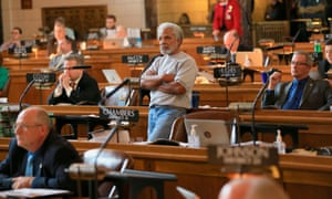 Ernie Chambers is the Nebraska state senator who has piloted the bill to abolish the death penalty. He is the longest-serving state senator in the history of Nebraska.