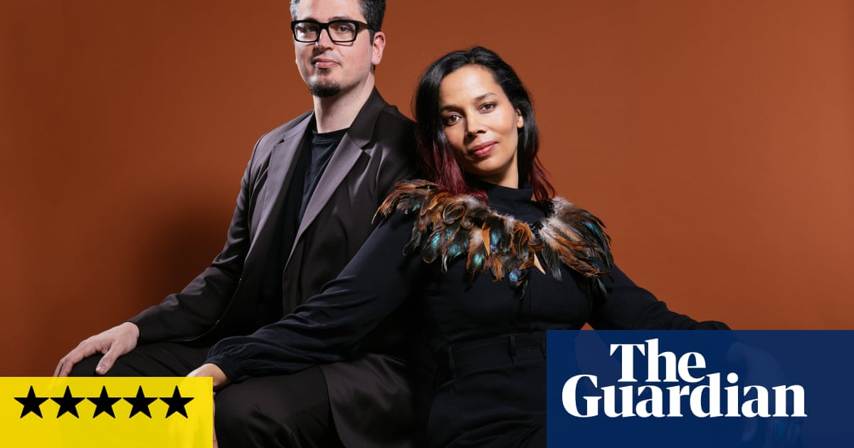 Rhiannon Giddens and Francesco Turrisi: They're Calling Me Home review | Jude Rogerss folk album of the month
