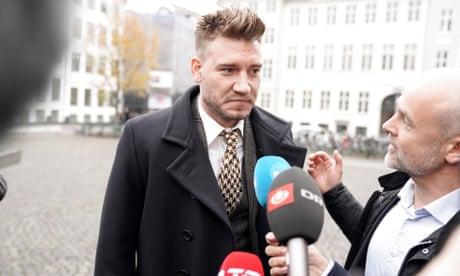 Nicklas Bendtner handed prison sentence for assaulting taxi driver