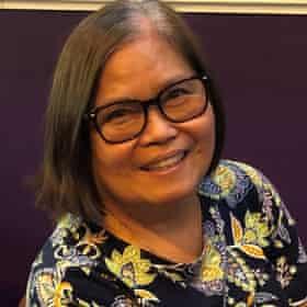 Celia Yap-Banago.