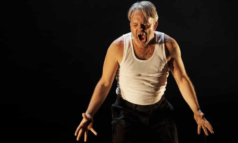 Louis Lovett in Frnknstn by Michael West.