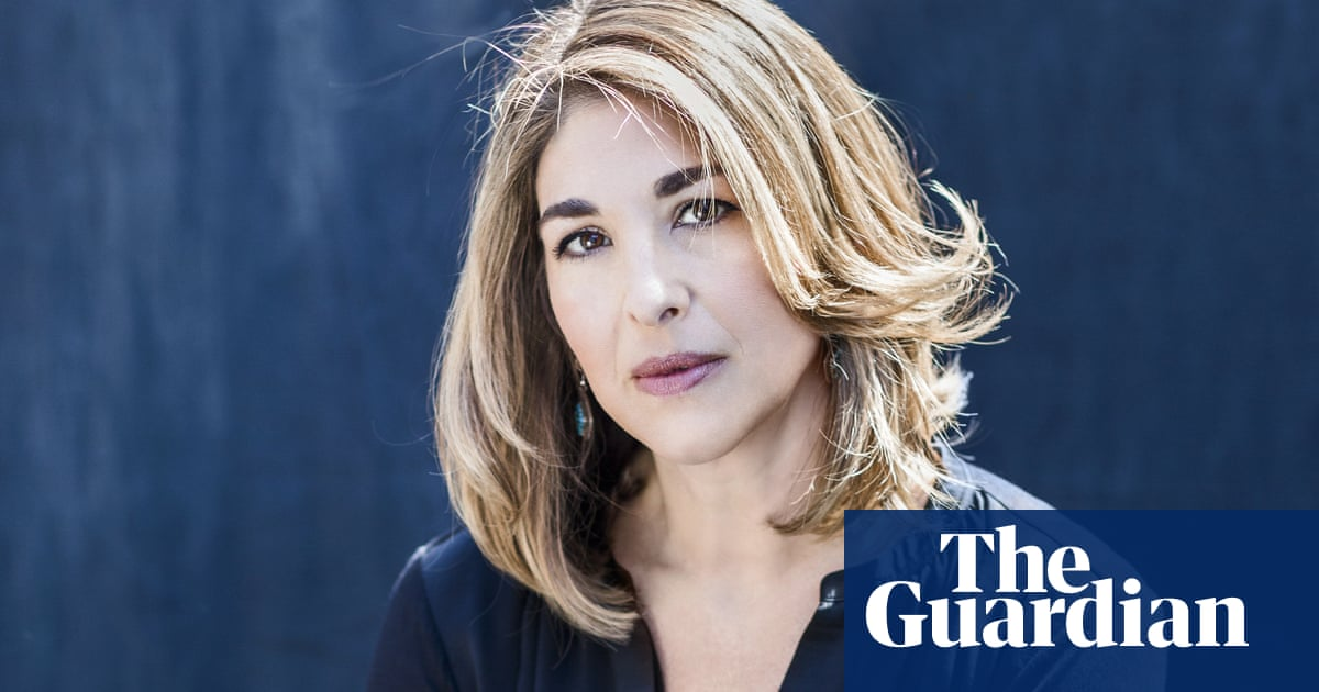 5cca8b318d5c5 'I'm not fatalistic': Naomi Klein on Puerto Rico, austerity and the left
