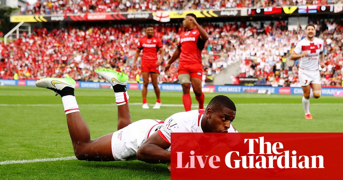 cb90847e27e England beat Tonga in Rugby League World Cup 2017 semi-final – as it  happened