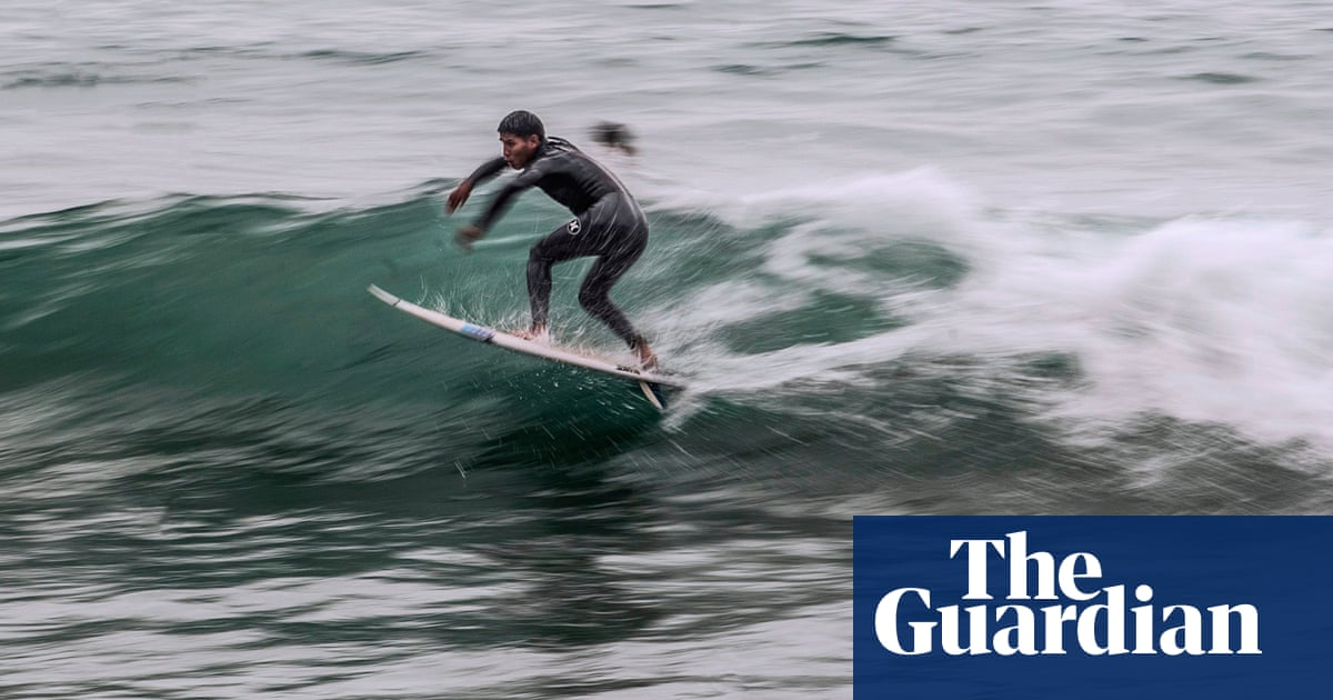 Surfing In Peru In Pictures Sport The Guardian