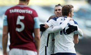 A Sunday stroll for Tottenham