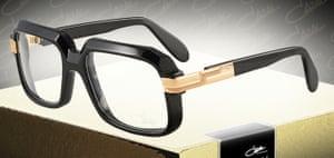 Cazal 607s glasses.