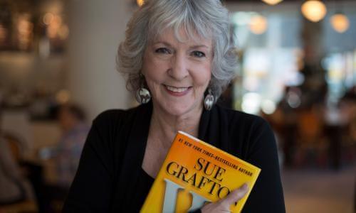 Sue Grafton obituary | Books | The Guardian