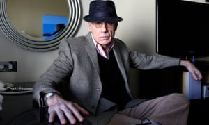 James Ellroy employs his trademark 'crunchy, slang-studded staccato' prose.