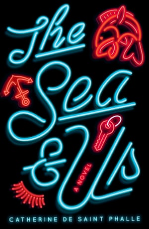 Cover image for The Sea and Us by Catherine De Saint Phalle