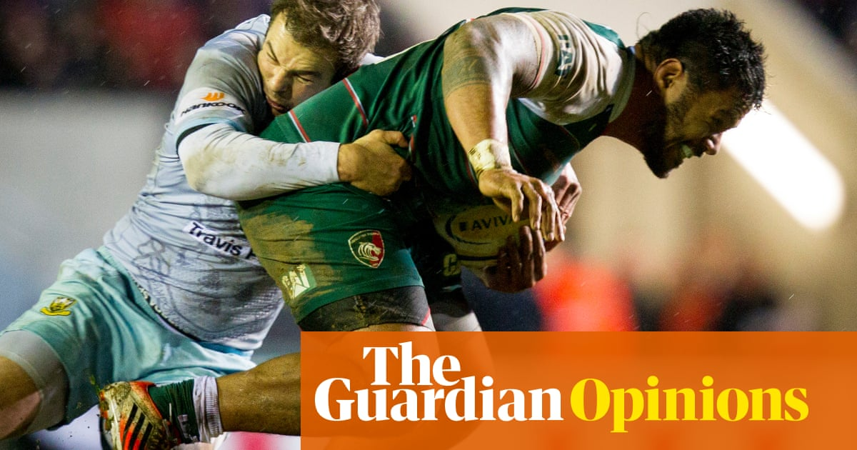 Manu Tuilagi can be England's running man but needs to find his feet