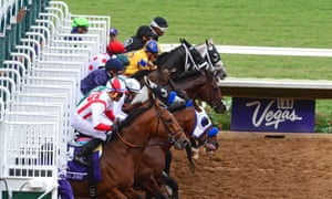 The Breeders' Cup meeting at Del Mar reaches its climax on Saturday.