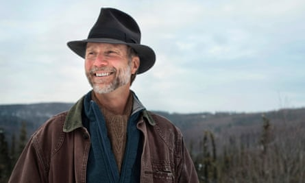 'My music is born in solitude' … John Luther Adams in Alaska.