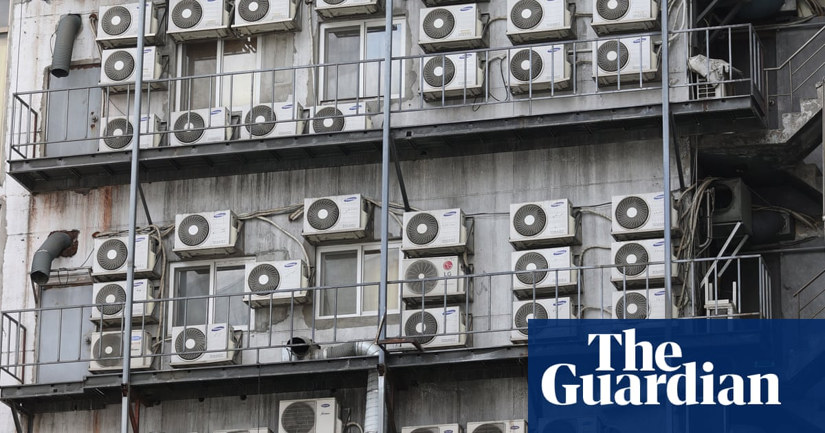The cost of cooling: how air conditioning is heating up the world