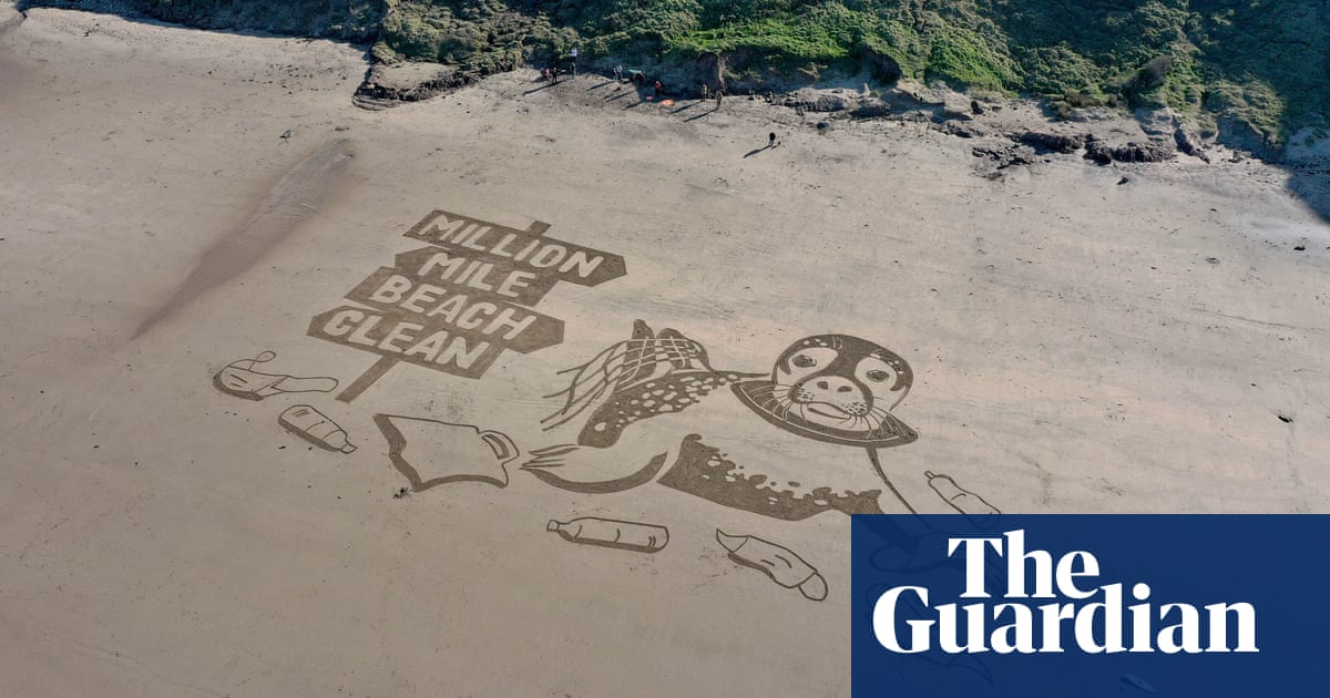 Surfers Against Sewage launches long-term plastic waste clean-up