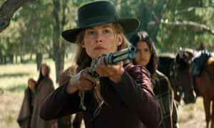 Rosamunde Pike as Rosalie.
