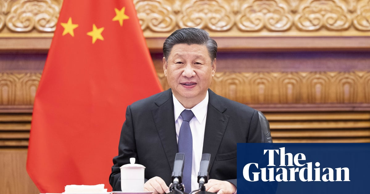 Chinese president vows to 'adjust excessive incomes' of super rich