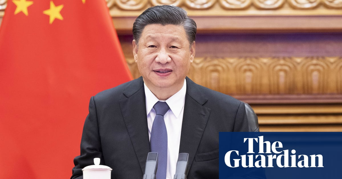 China's children start first day schooled in 'Xi Jinping thought'