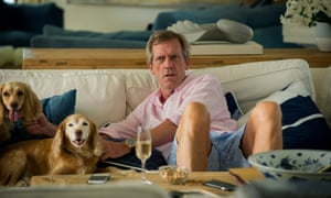 Hugh Laurie as Richard Roper in The Night Manager.