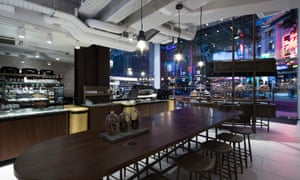 Starbucks New Coffee Theatre Makes Play For London Market