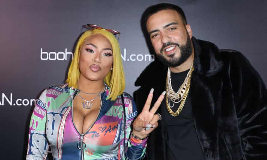 French Montana BoohooMAN Official Launch Party at Poppy Nightclub Featuring: Stefflon Don, French Montana Where: Los Angeles, California, United States When: 12 Apr 2018 Credit: Sheri Determan/WENN.comMN0XKH French Montana BoohooMAN Official Launch Party at Poppy Nightclub Featuring: Stefflon Don, French Montana Where: Los Angeles, California, United States When: 12 Apr 2018 Credit: Sheri Determan/WENN.com