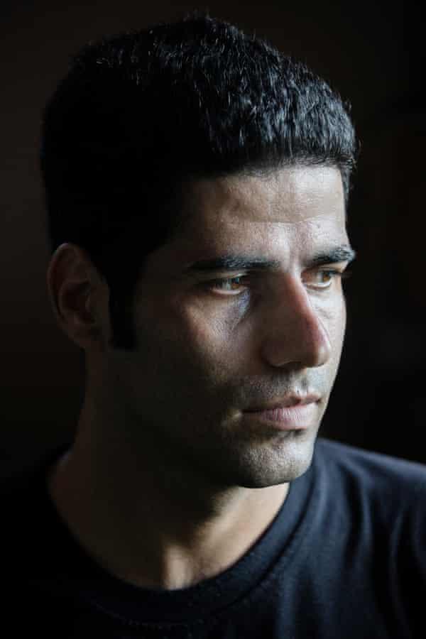 Karam Zahirian, an Iranian architect.