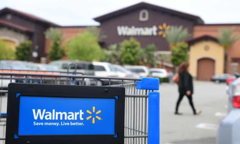 Walmart said it would stop selling short-barrel and handgun ammunition after it runs out of existing inventory.