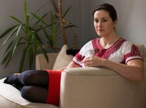Elisa Roche, beauty writer