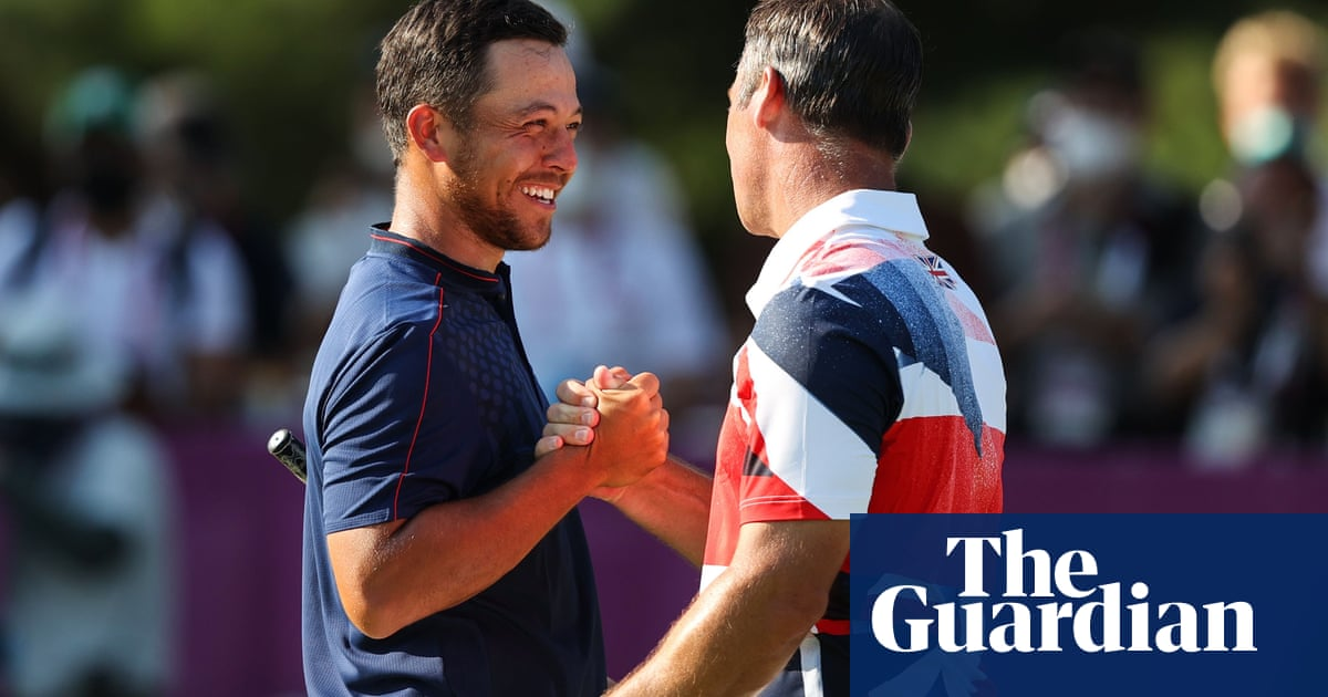 USA's Xander Schauffele holds on to capture Olympic men's golf title