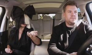 James Corden drove Sia around in his latest episode of Carpool Karaoke, where she told him she believes in aliens.