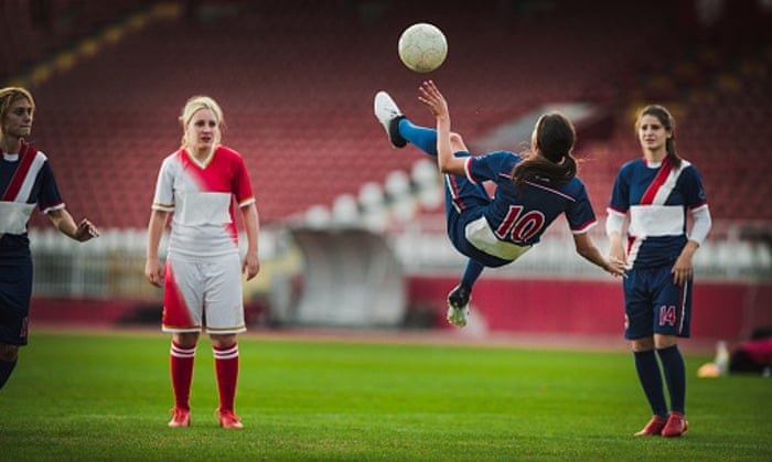 Women's football in numbers: 147,000 players, 80,000 referees and 1.12bn viewers