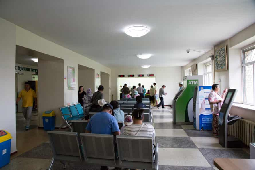 The National Cancer Centre of Mongolia in Ulan Bator