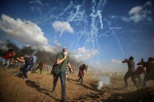 "Mustafa Hassona, Palestine — ""Palestinian Rights of Return Protests"" Documentary Finalist"