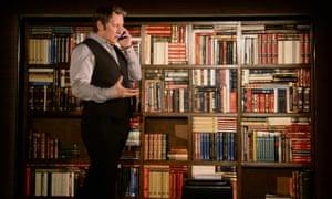 Theatre director Robert Lepage
