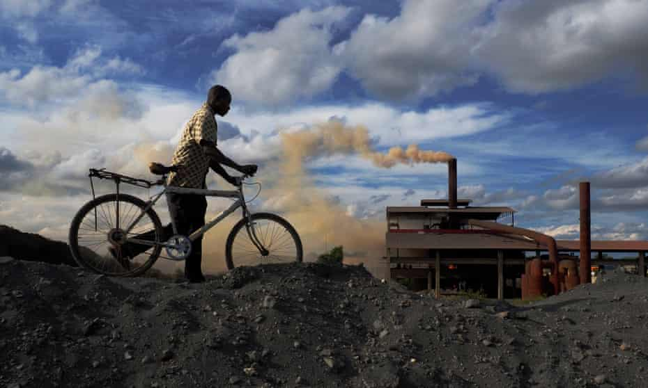 Lead pollution in Kabwe