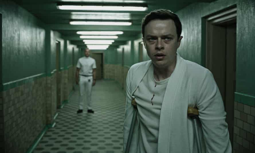 'The absurd running time doesn't befit what's ultimately a rather hollow campside tale' ... A Cure for Wellness